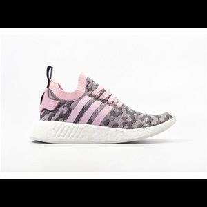 NEW Adidas wmns Nmd_R2 Pink Camo sneaker